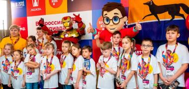 Олимпиада по ментальной арифметике в Москве